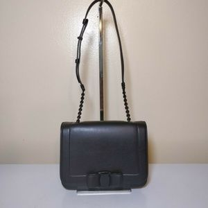 Ferragamo Vara Rainbow Bag Nero 21G877 685833
